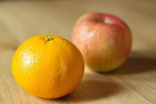 compare apples to oranges - Call Center Idioms